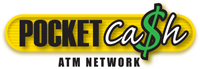 Pocket Cash ATMs Logo